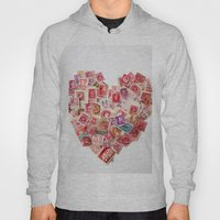 Sending Out A Love Letter - Stamps Hoody