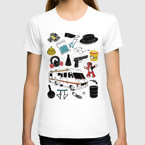 Artifacts: Breaking Bad T-shirt