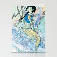 Pale Siren Stationery Cards