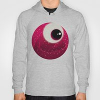 Red Dot Eye Hoody