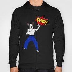 PAW POW - Kungfu Dog Hoody