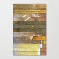 Canvas Print featuring Wood by Travis Weerts