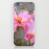 Oriental bloom iPhone 6 Slim Case