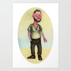 Il Malocchio Art Print