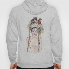 Owls in the head Hoody