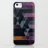iPhone 5c Cases featuring ypsyde dwwnsyde by Spires