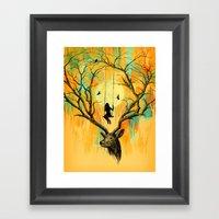 Playmate Framed Art Print