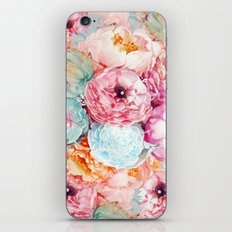 Spring Bouquet iPhone & iPod Skin