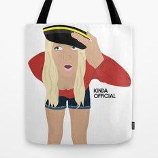 Saylor Tote Bag