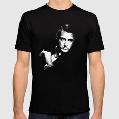 Cary Grant SMALL Black Mens Fitted Tee