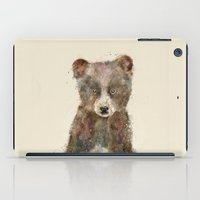 Little Brown Bear iPad Case