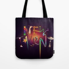 New Talent Tote Bag