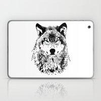 Wolf Eyes Laptop & iPad Skin