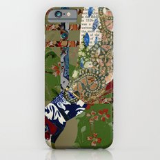 September Moon (Ring-necked Pheasant) iPhone 6 Slim Case