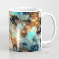 Alcohol Ink Abstract Ear… Mug