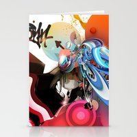 The Price Of Ambition Stationery Cards