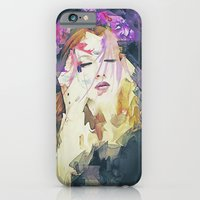 Path - Abstract Portrait iPhone 6 Slim Case