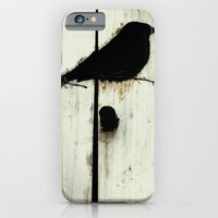 iPhone & iPod Case featuring Early Bird - JUSTART © by JUSTART