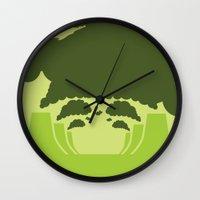 WTF? Super! Wall Clock
