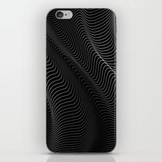 Minimal curves II iPhone & iPod Skin