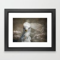 Dowry Framed Art Print