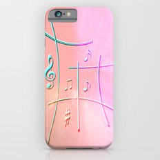 Musically Inclined Slim Case iPhone 6s