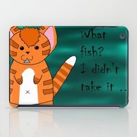 What fish ? iPad Case