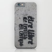 Be Free From Time To Tim… iPhone 6 Slim Case