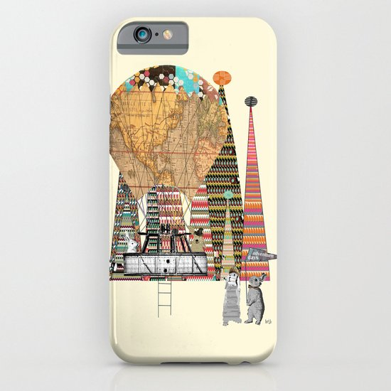 adventure days iPhone & iPod Case