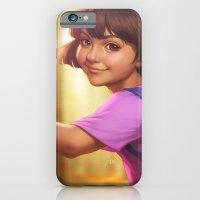 The Little Explorer iPhone 6 Slim Case