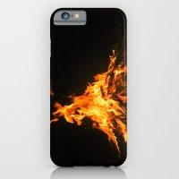 Bonfire (lohri) iPhone 6 Slim Case