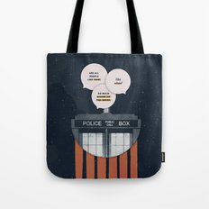 The Doctor's Wife Tote Bag