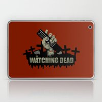 The Watching Dead Laptop & iPad Skin