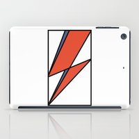 Bowie Tribute iPad Case