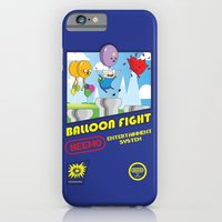 Adventure Time Balloon Fight iPhone 6 Slim Case