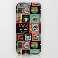 Headhunter Outlanders  iPhone 6 Slim Case