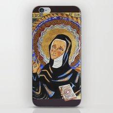 St. Hildegard of Bingen iPhone & iPod Skin