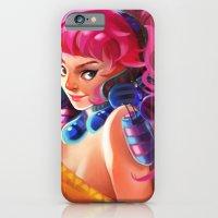 Orangesicle iPhone 6 Slim Case