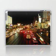 Las Vegas Strip Laptop & iPad Skin