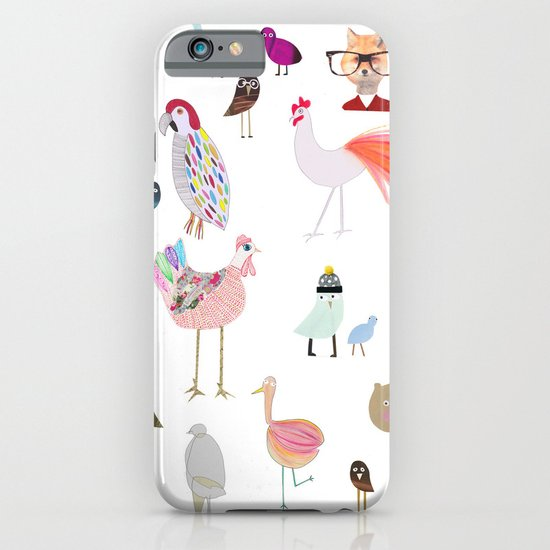 Animal collection iPhone & iPod Case
