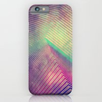 iPhone Cases featuring lyyn tyym by Spires