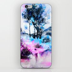 Morning iPhone & iPod Skin
