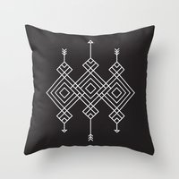 GOOD AIM Throw Pillow