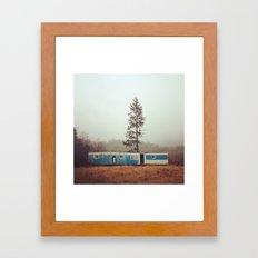 Forks, Washington Framed Art Print