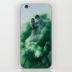 Unclear love iPhone & iPod Skin