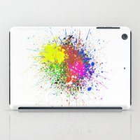 Stains iPad Case