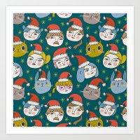 Pattern Project #50 / Li… Art Print