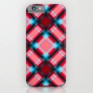 Square Pattern Serie 1 R… iPhone 6 Slim Case