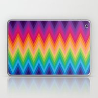 Zig Zag Chevron Pattern G291 Laptop & iPad Skin