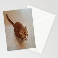 MORRIS ON THE WALL Stationery Cards